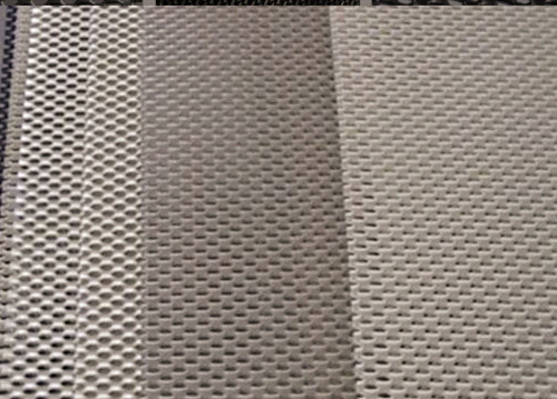 0.5mm Aluminum DVA One Way Mesh For Privacy Protection CE Certification